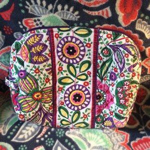 Vera Bradley cosmetics pouch